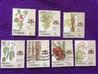 Malaysia Stamp MELAKA