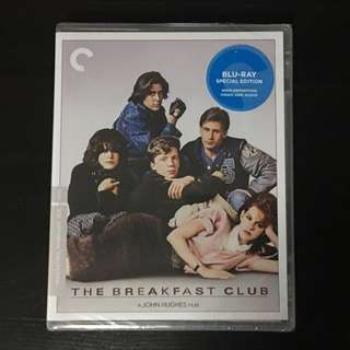 The Breakfast Club - Criterion Collection Bluray