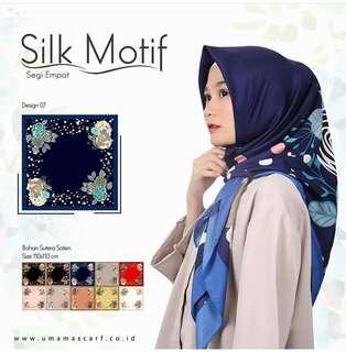 Uma Silk Motif 7