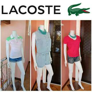 ⬇🔖Price Down Agad? -Yunik- Authentic Lacoste
