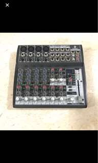 12 Channels Mixer