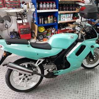Honda NSR 150 SP for sale, COE  till Oct 2020