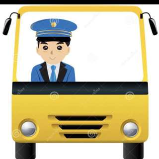Full time bus driver
