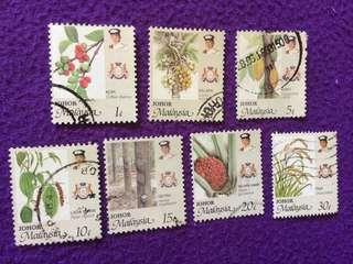 Malaysia Stamp JOHOR