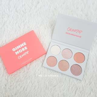 INSTOCK Colourpop Gimme More