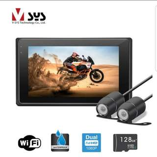 Motorcycle Recording Cameras Brand New Shipment New Stocks