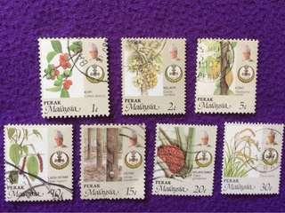 Malaysia Stamp PAREK