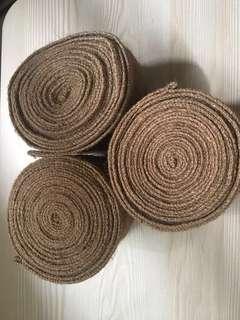 Burlap Cloth (10cm x 360cm)