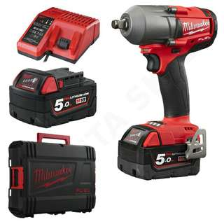 "Milwaukee M18 FUEL™ 1/2"" Mid-Torque Impact Wrench"