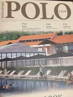 Singapore Polo Club Membership