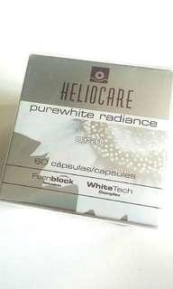 Heliocare purewhite radiance oral capsules
