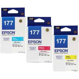 Epson 177 ink cartridge