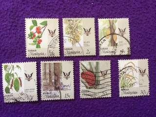Malaysia Stamp SABAH