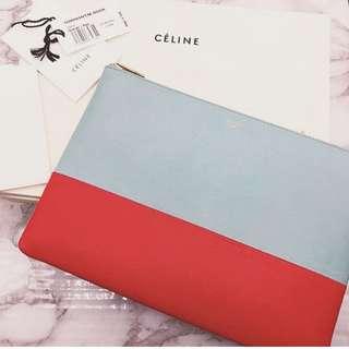 Celine clutch💙❤️
