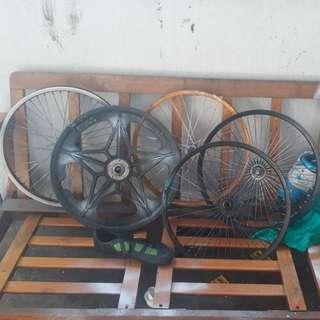 Rim lajak untuk dijual blh masuk bearing spinner semua di gambar promote dapat bearing spinner