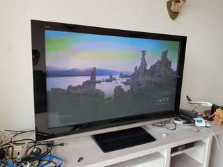 "Panasonic 50"" Plasma TV"