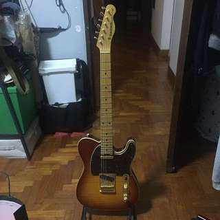 Edwards Guitar Tele E-TE-105-FM