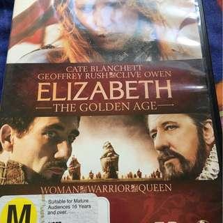 DVD - Elizabeth
