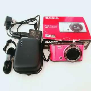 Casio ZR3500 EXILiM Digital Camera