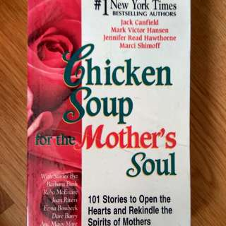 $4 mother's soul chicken soup good