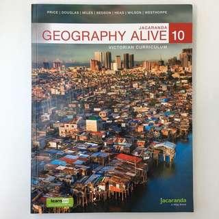 Jacaranda Geography Alive 10
