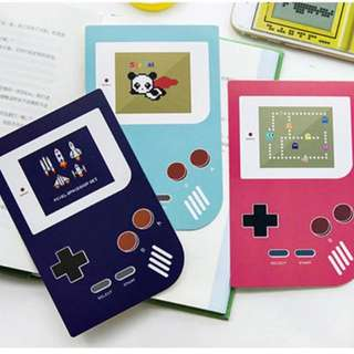 Retro Vintage Nintendo Gameboy Postcards Greeting Note Card (30 Cards)