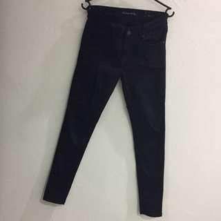 Black Long Jeans