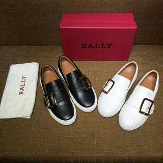 新款.BALLY Heska套穿式滑板運動鞋