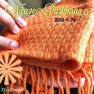 Weave Pashmina ❤️