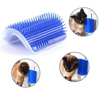 Pet Cat Comb Brush Massage Device Self Groomer Pet Dog Cat Hair Removal Brush Comb Pet Cat Toys[preorder]