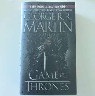 Game of Thrones (權力遊戲)