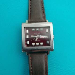 *要修理 Vintage Croton Automatics Watches 古董手錶