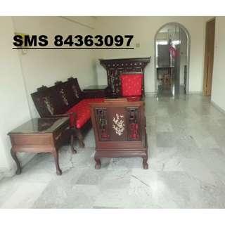 Bedok North 4room HDB Flat near Blk 85 Mkt for Sale
