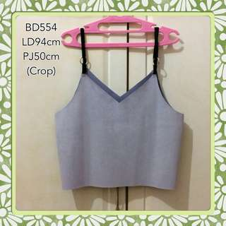crop top BD554