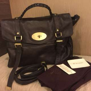 Mulberry Bag - Alexia