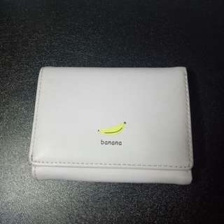 Banana wallet miniso