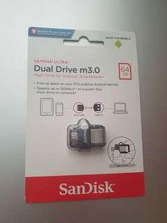 USB Dual Flash Drive