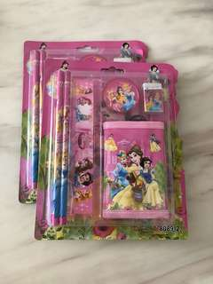 Princess theme party goodie bag packages