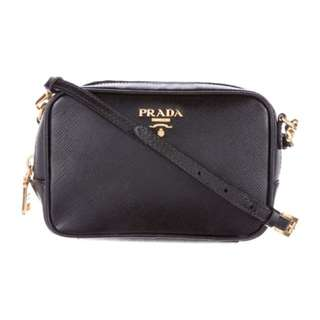 Prada Saffiano Camera Bag