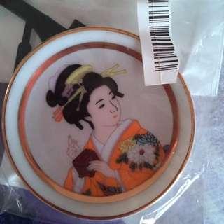New miniature piring jepang