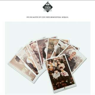 [Split] 2nd muster mini poster