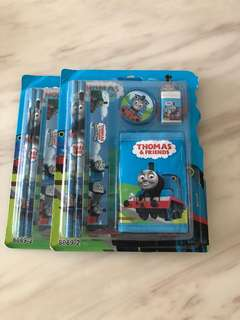 Thomas and friends theme goodies bag wallet set