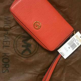 MK Sienna Fulton Wallet (Original)