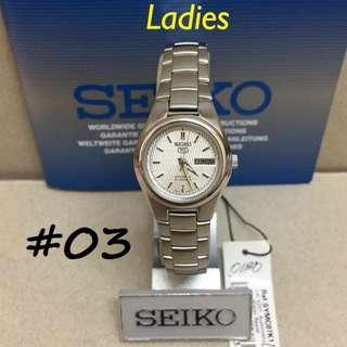 SEIKO 5 AUTOMATIC 21 JEWELS WATCHES ..,.,