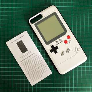 Retro game case cover iPhone 8plus