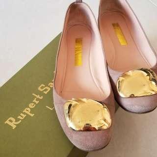 Rupert Sanderson 平底鞋