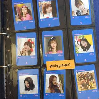 Likey Store Goods Official Photocard