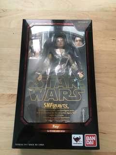 SHF Star Wars REY BANDAI 星球大戰