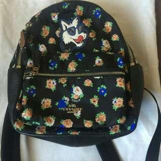 Coach F57636 Mini Charlie Backpack