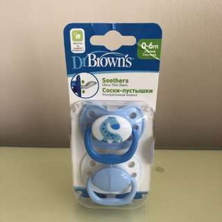 #MakinTebel Mothercare Dr Browns Soother Pacifier Empeng Bayi